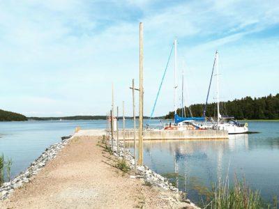 Yksityistilaisuus – Seilin vierasvenepaikat poissa käytöstä