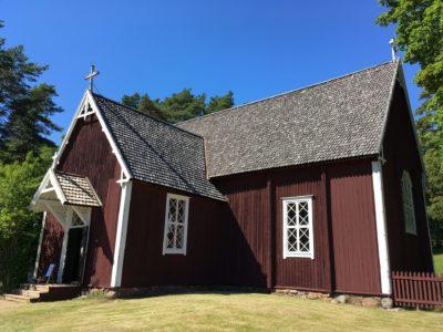 Jumalanpalvelus Seilin kirkossa