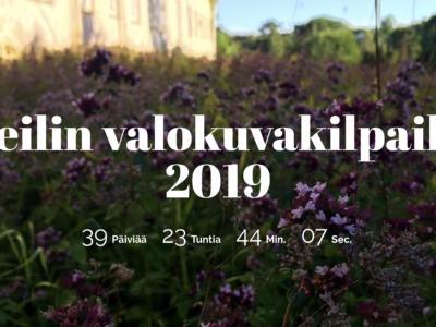 Valokuvakilpailu 2019